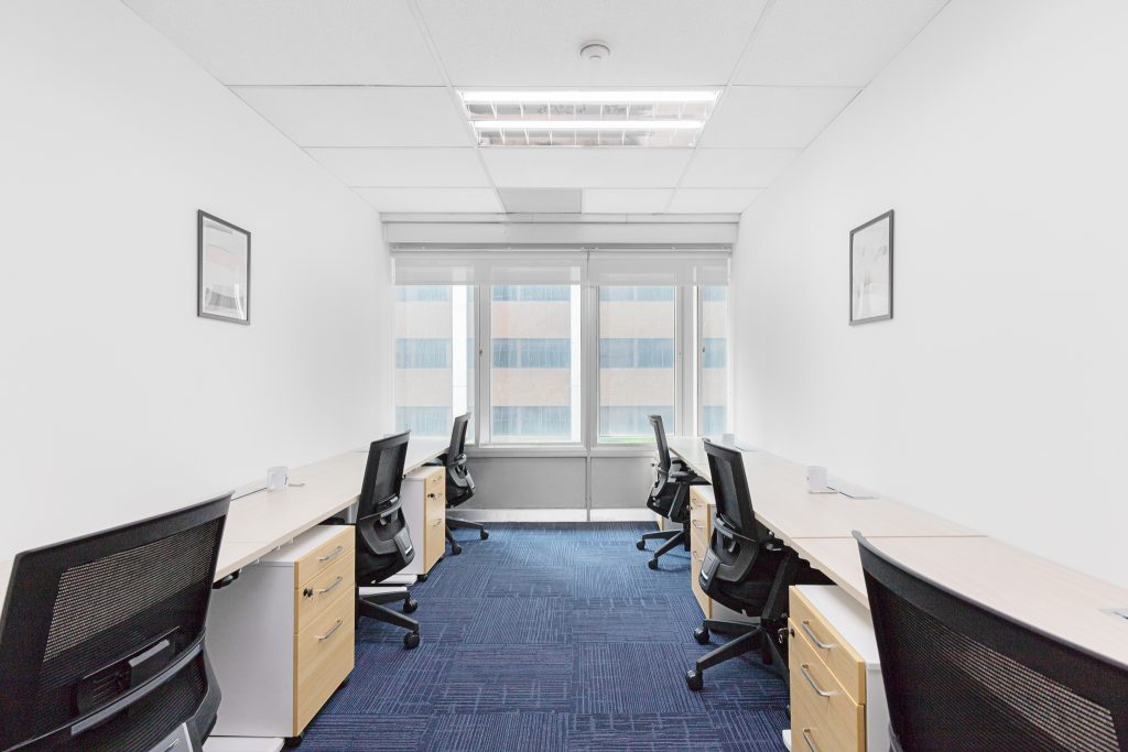 Serviced Office Suites
